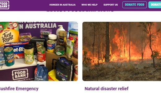 オーストラリアの森林火災に募金をしたい!日本から寄付する方法!