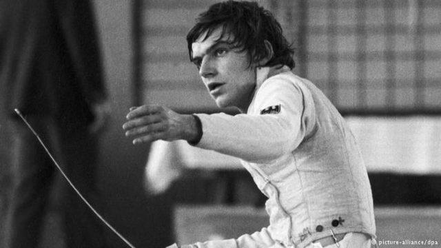 バッハ会長(IOC)  若い頃