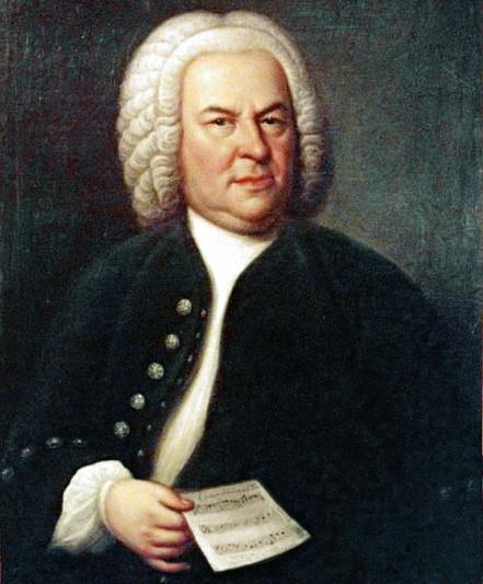 バッハ 音楽家 画像
