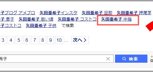 矢田亜希子の中指って何?【画像】押尾学とのきっかけのドラマは?