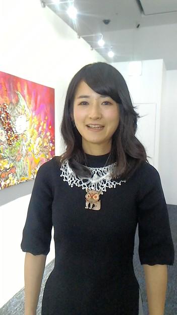 小松美羽 妹 画像