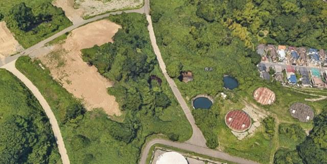 小柴貯油施設跡地公園