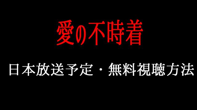 愛の不時着 日本放送予定