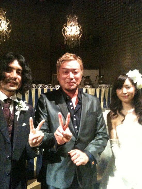 うすた京介 嫁 榊健滋 美人 画像